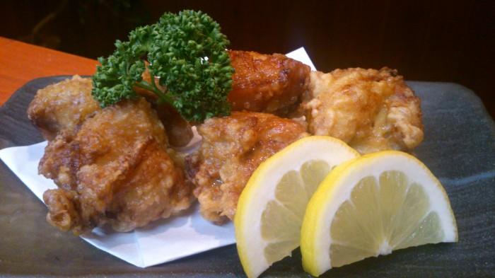 鶏の唐揚げ ¥500